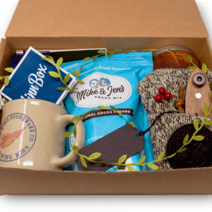 minnbox winter gift box