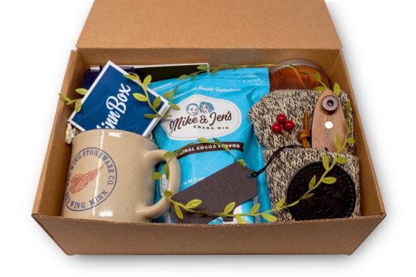 minnbox winter gift box