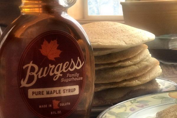 burgess syrup