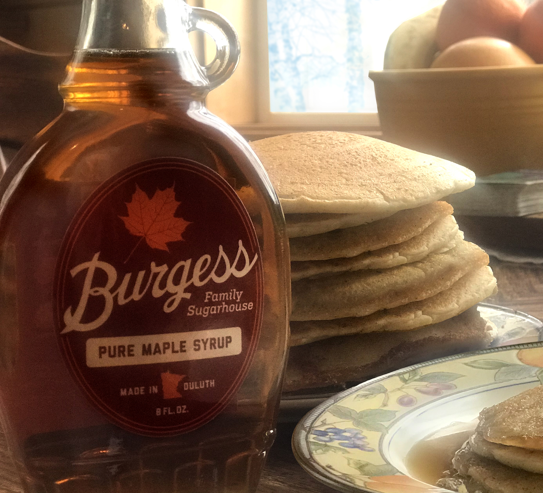 burgess syrup