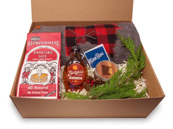 minnbox cozy cabin box