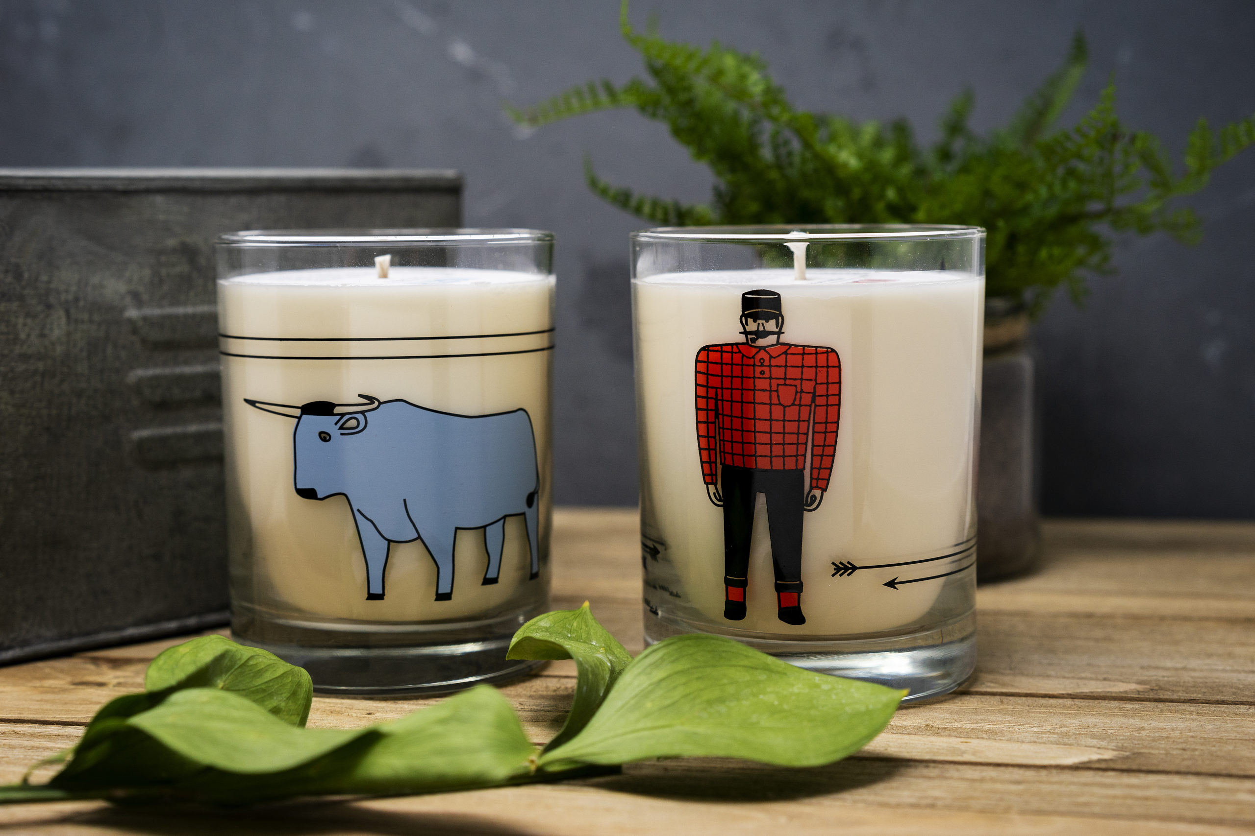 united goods candle