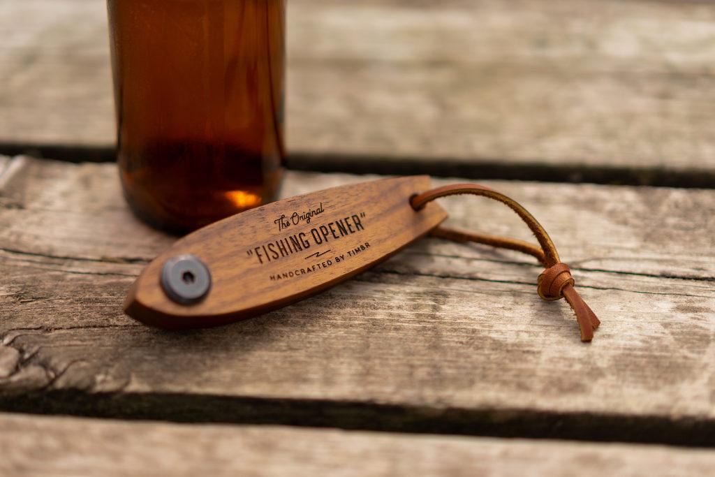 timbr design bottel opener