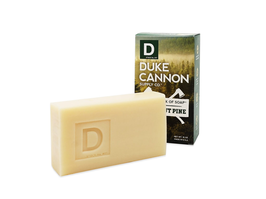 Duke Cannon Supply bigg ass brick of soap