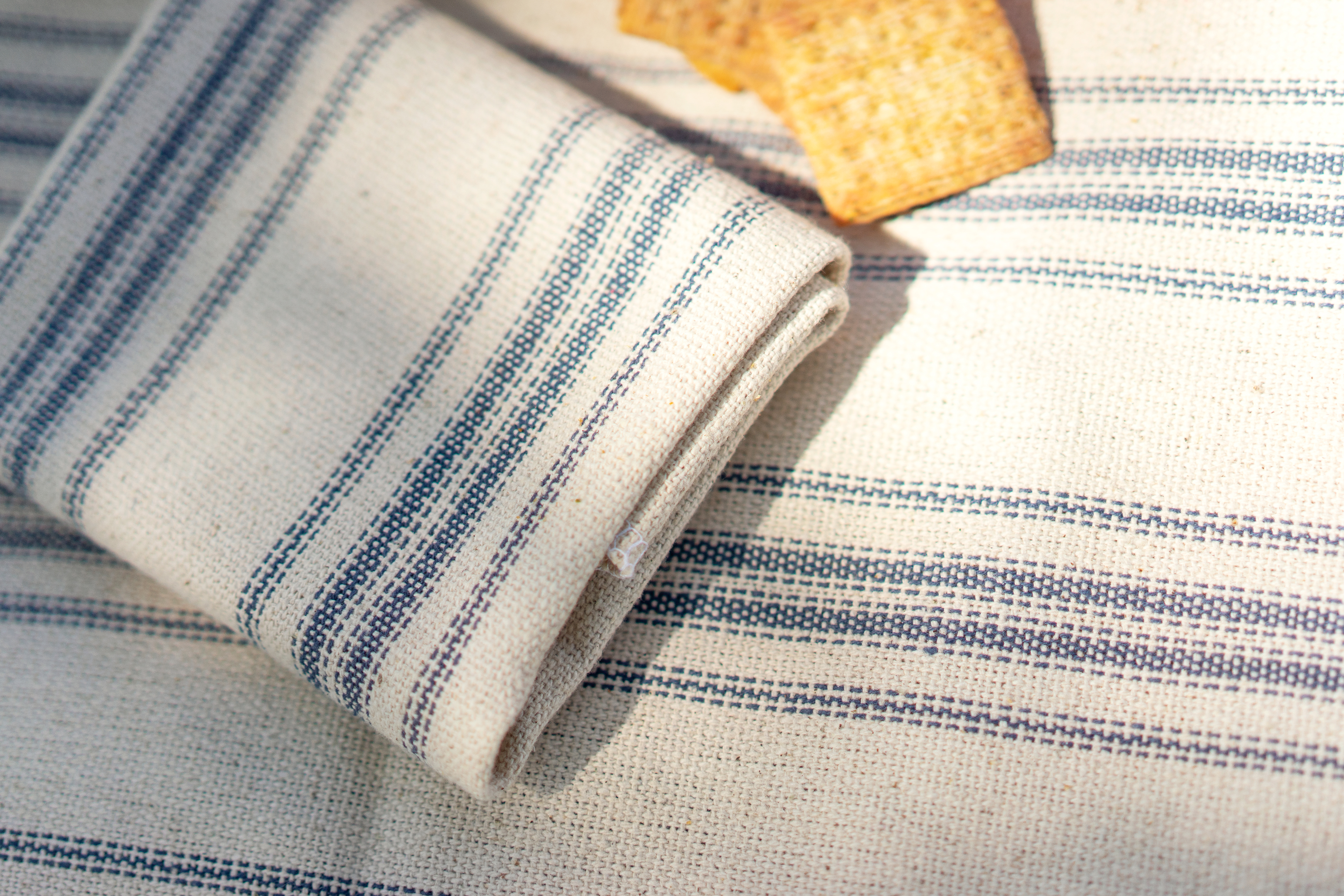 Triple-stitched Napkins