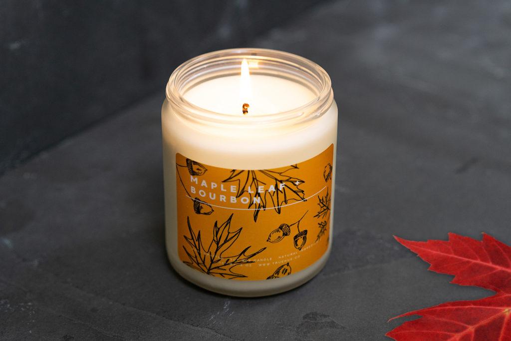 true hue candle
