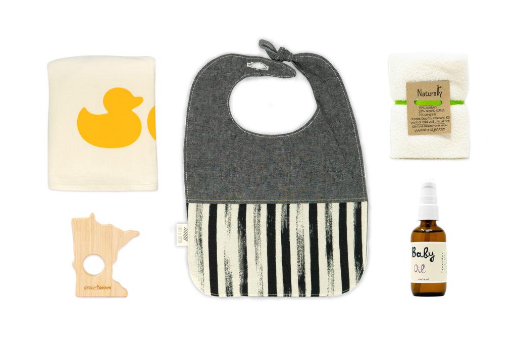 bundle of joy box from minnbox