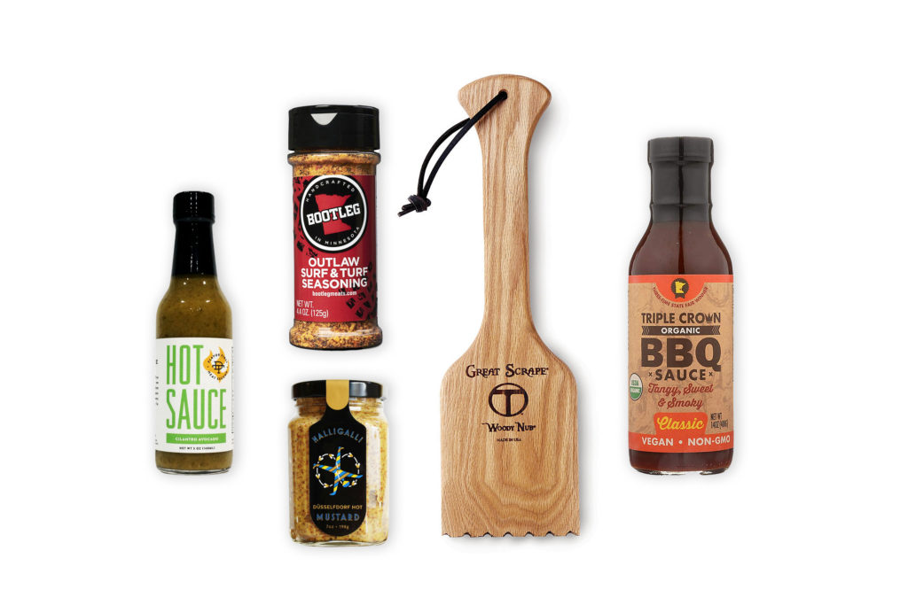 backyard bbq minnesota gift box