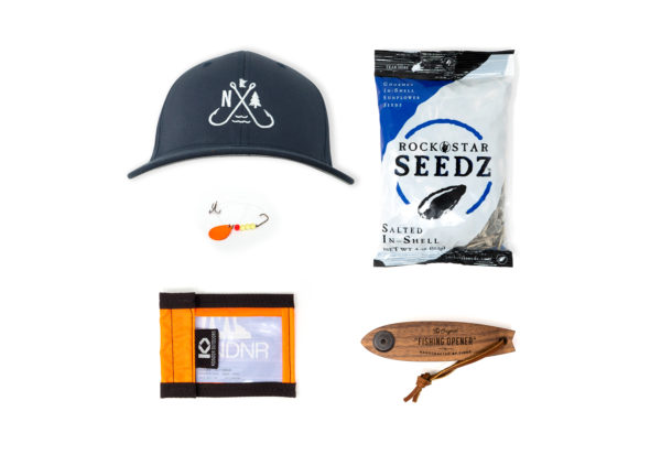 father's day fishing box items