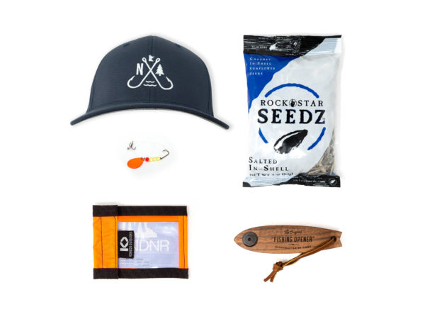 mini tackle box items