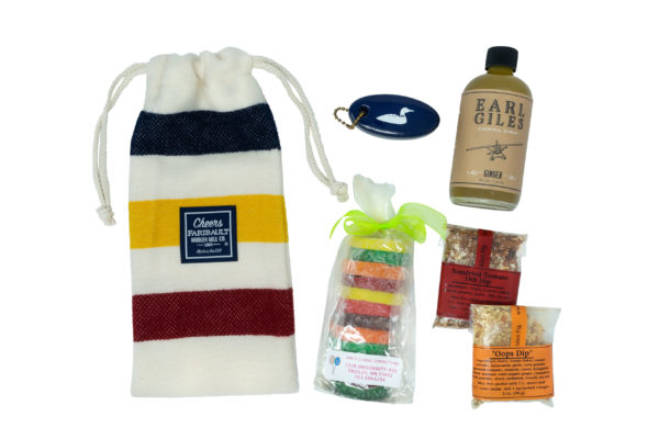 MinnBox summer vibes box Minnesota Gift Box Items