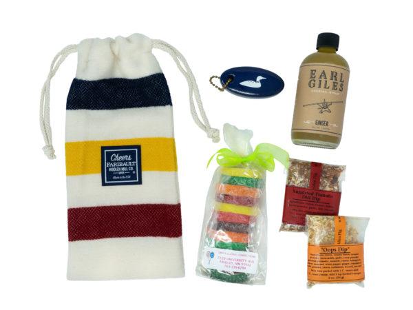 MinnBox summer vibes box Minnesota Gift Box Items
