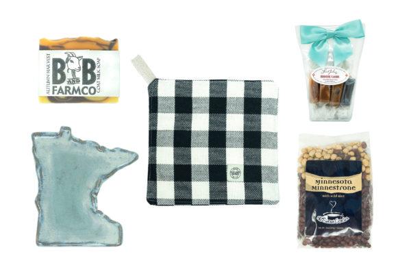 MinnBox cozy kitchen box items