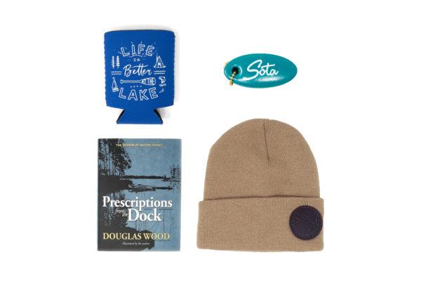 Lake Life Minnesota Gift Box