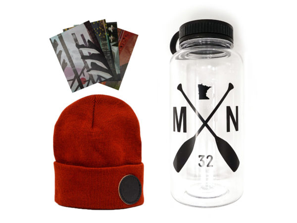 MinnBox Winter Adventure Gift Box items