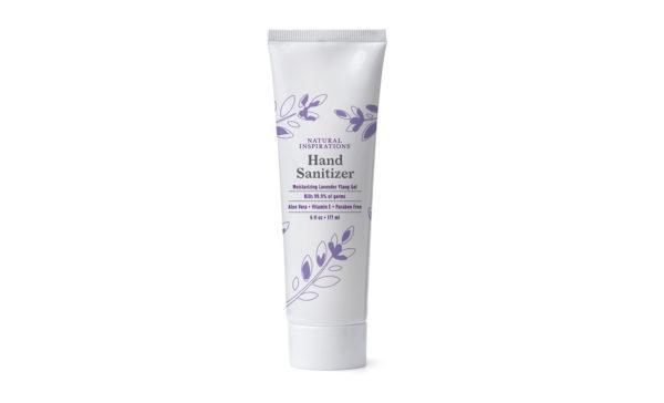Natural Inspirations Lavender Ylang Hand Sanitzer