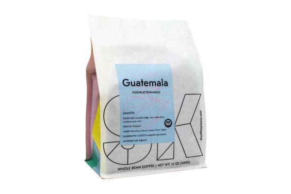 SK Coffee Guatemala Roast