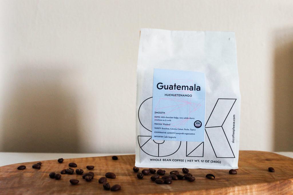 SK Guatemala Coffee