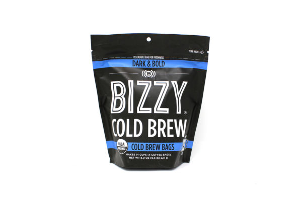 bizzy cold brew coffee